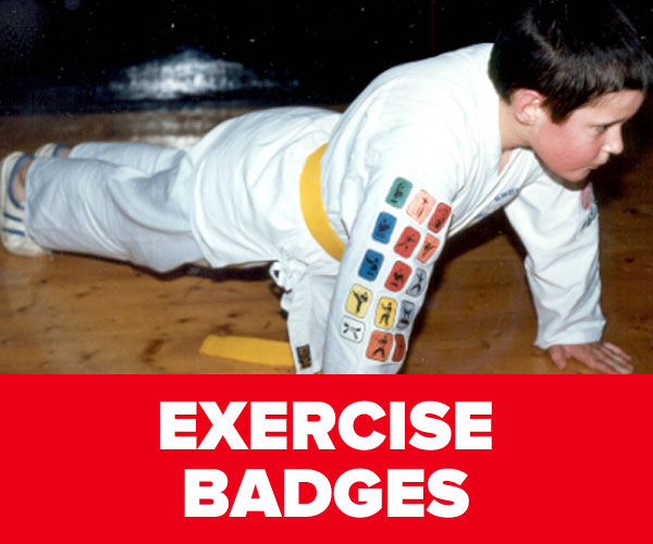 Exercise Badges